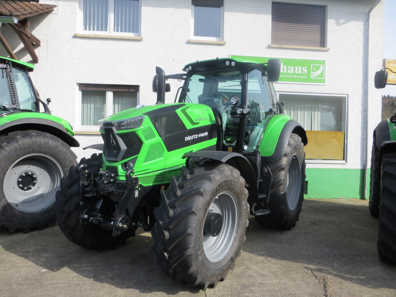 Deutz-Fahr 6205 Agrotron RCShif