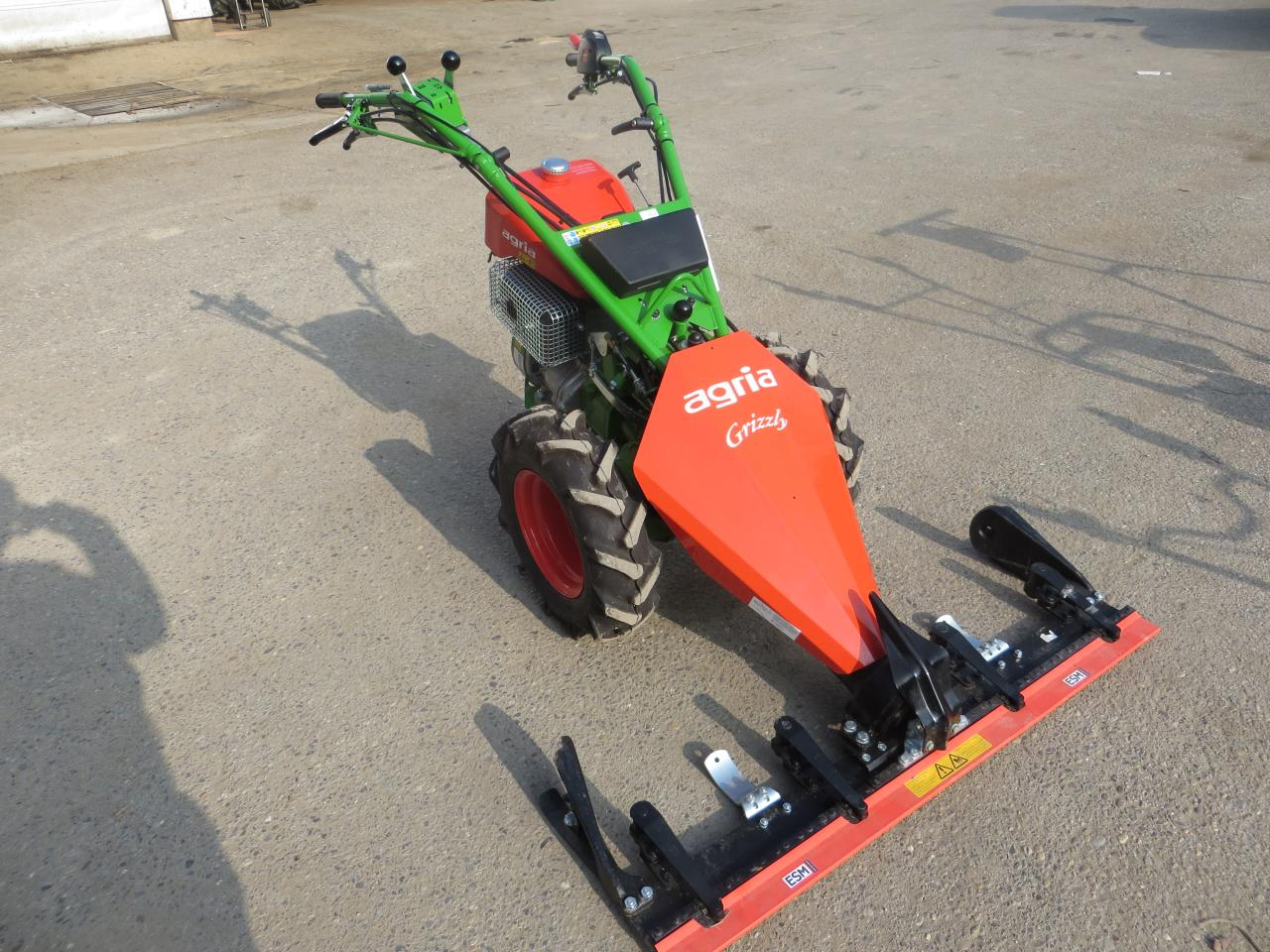 Agria 5500 Grizzly