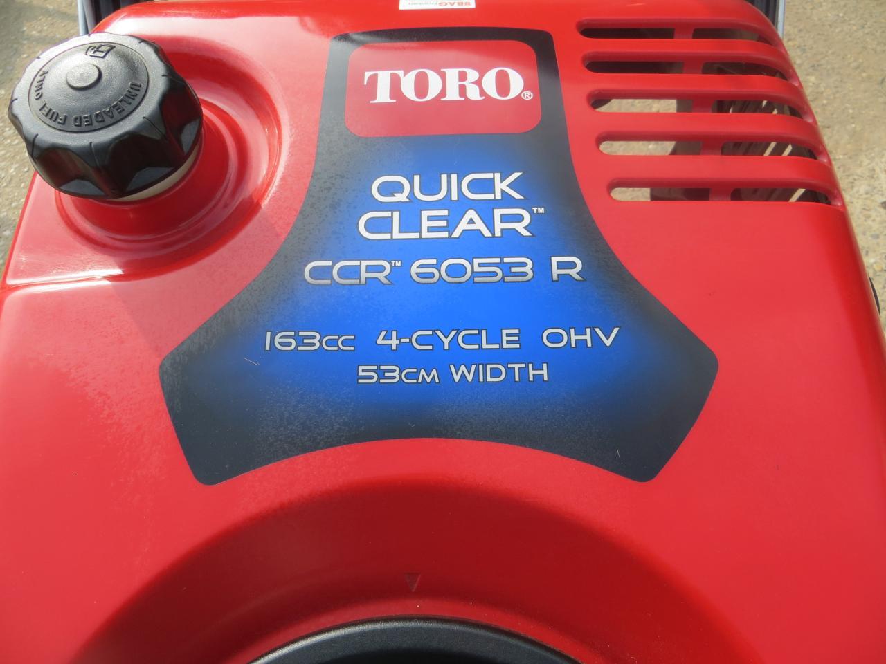 Toro CCR 6053