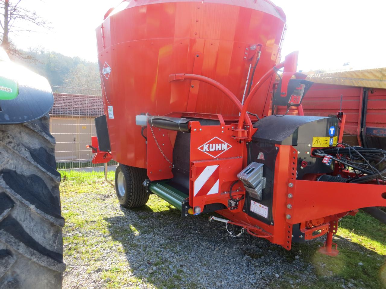Kuhn Profile 14.1CL