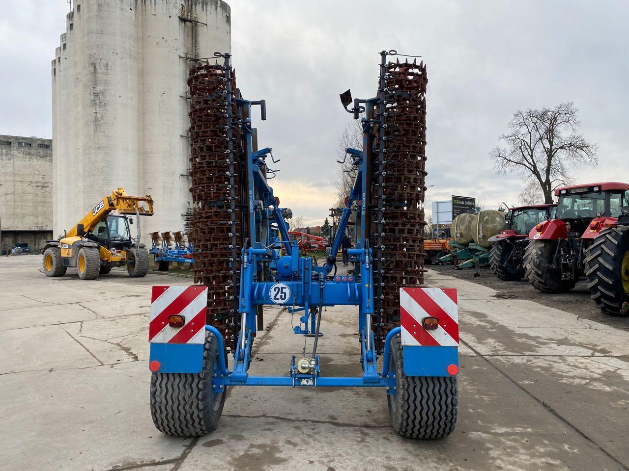 Tigges Proton 6000 HY Kompaktor