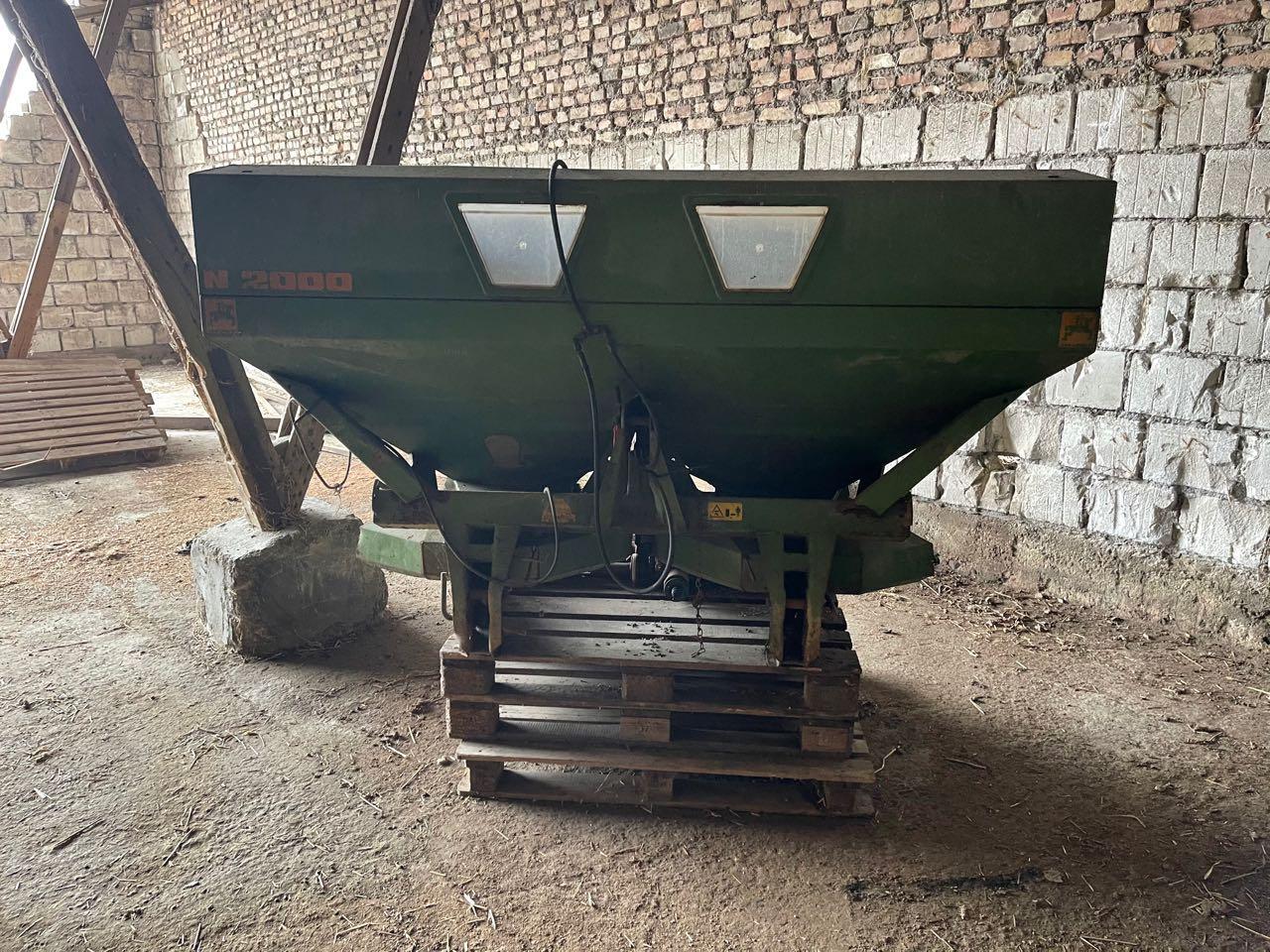 Amazone ZA-M 12-36