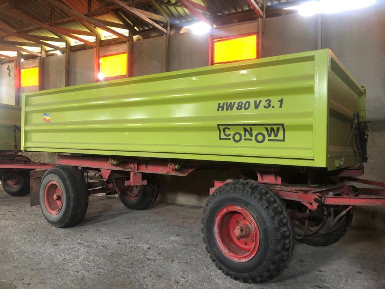 Fortschritt Conow HW 80 V3.1 Zug