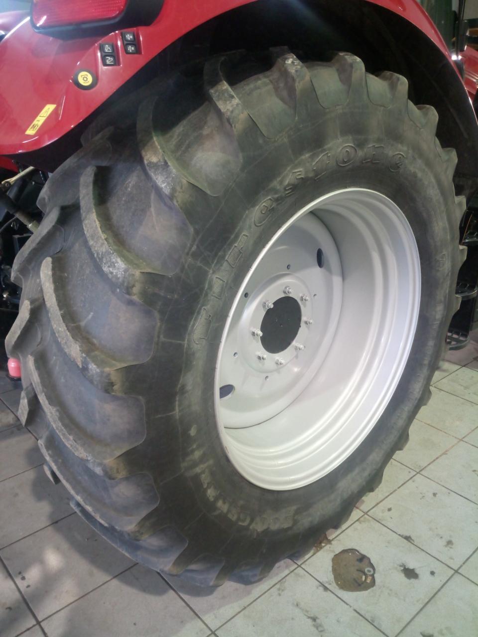 Firestone Paar 600/65R38 Felge 8x275