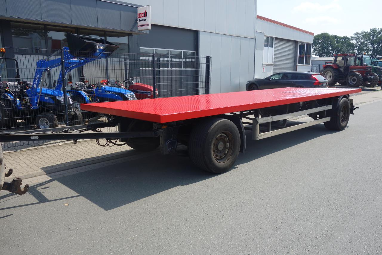 Schmitz Ballenwagen 7,50m