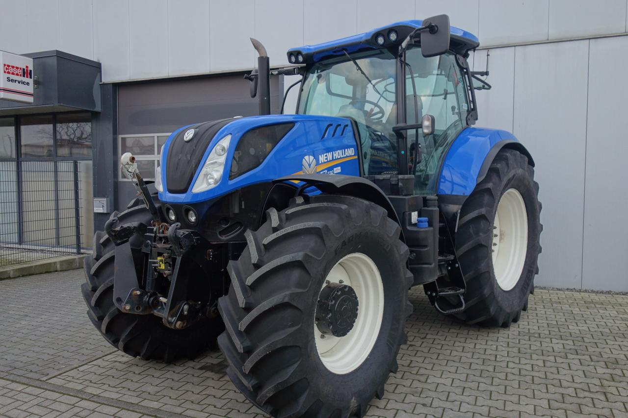 New Holland T7.230 LWB Powercommand