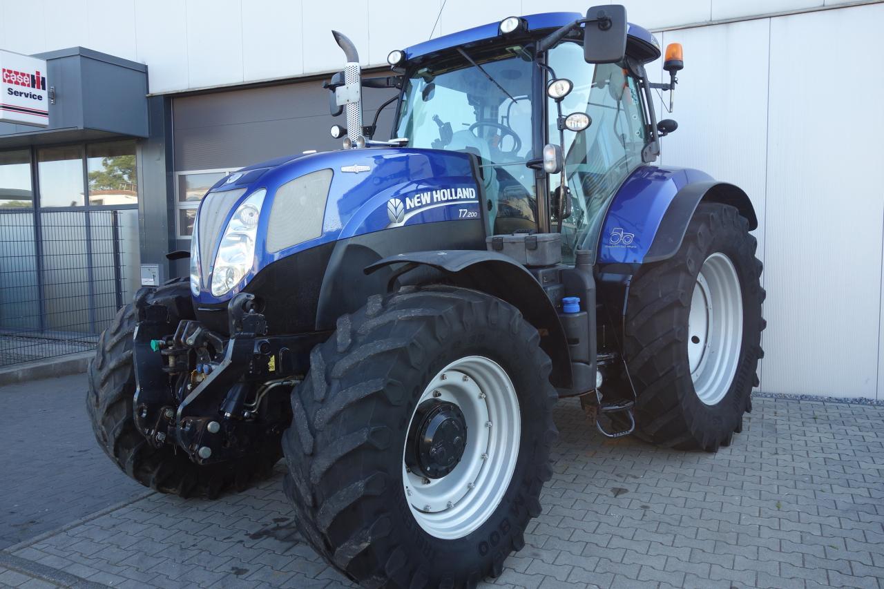 New Holland T7.200 AC Blue Power FZW