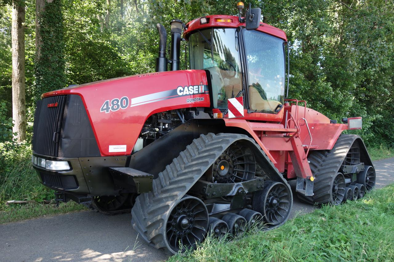 Case STX 480 Quadtrac