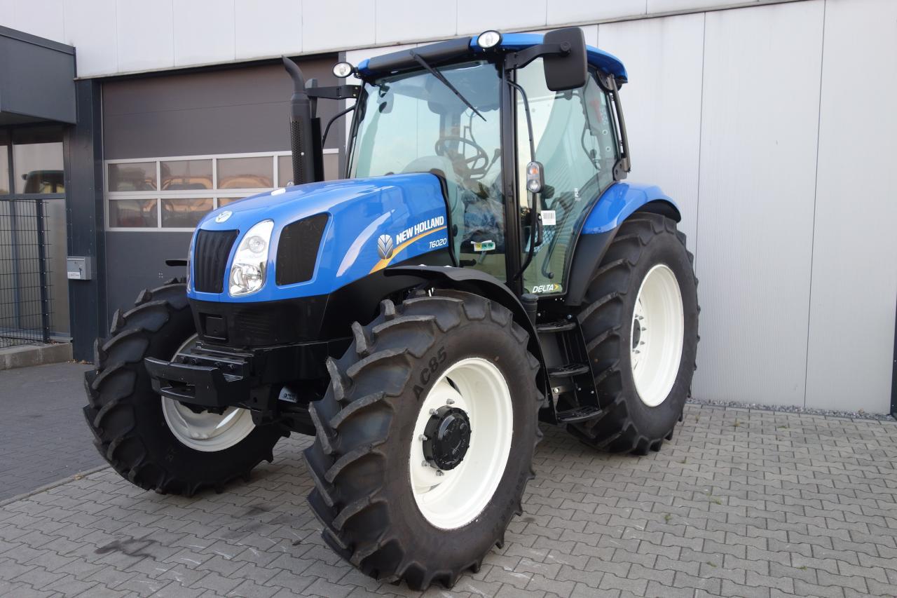 New Holland T6020 Delta tier3
