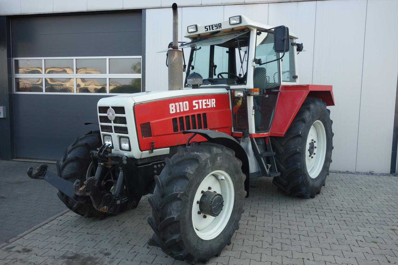 Steyr 8110 A SK2