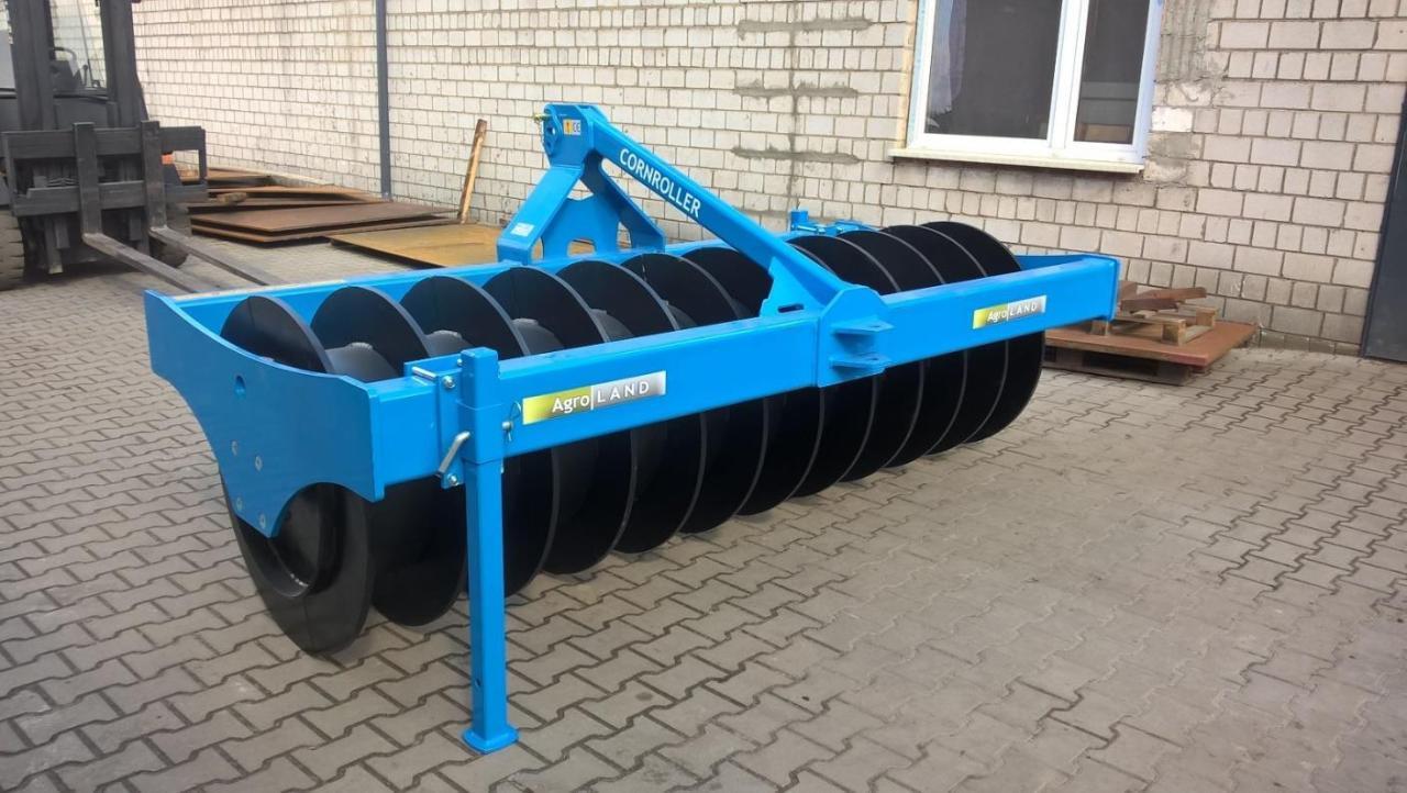 Agroland Silagewalze Cornroller 300