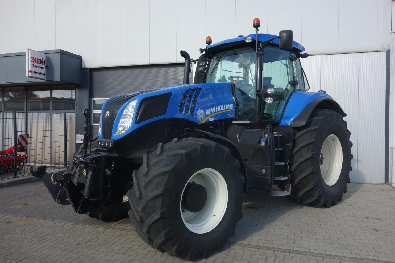 New Holland T8.330 Ultracommand 50km