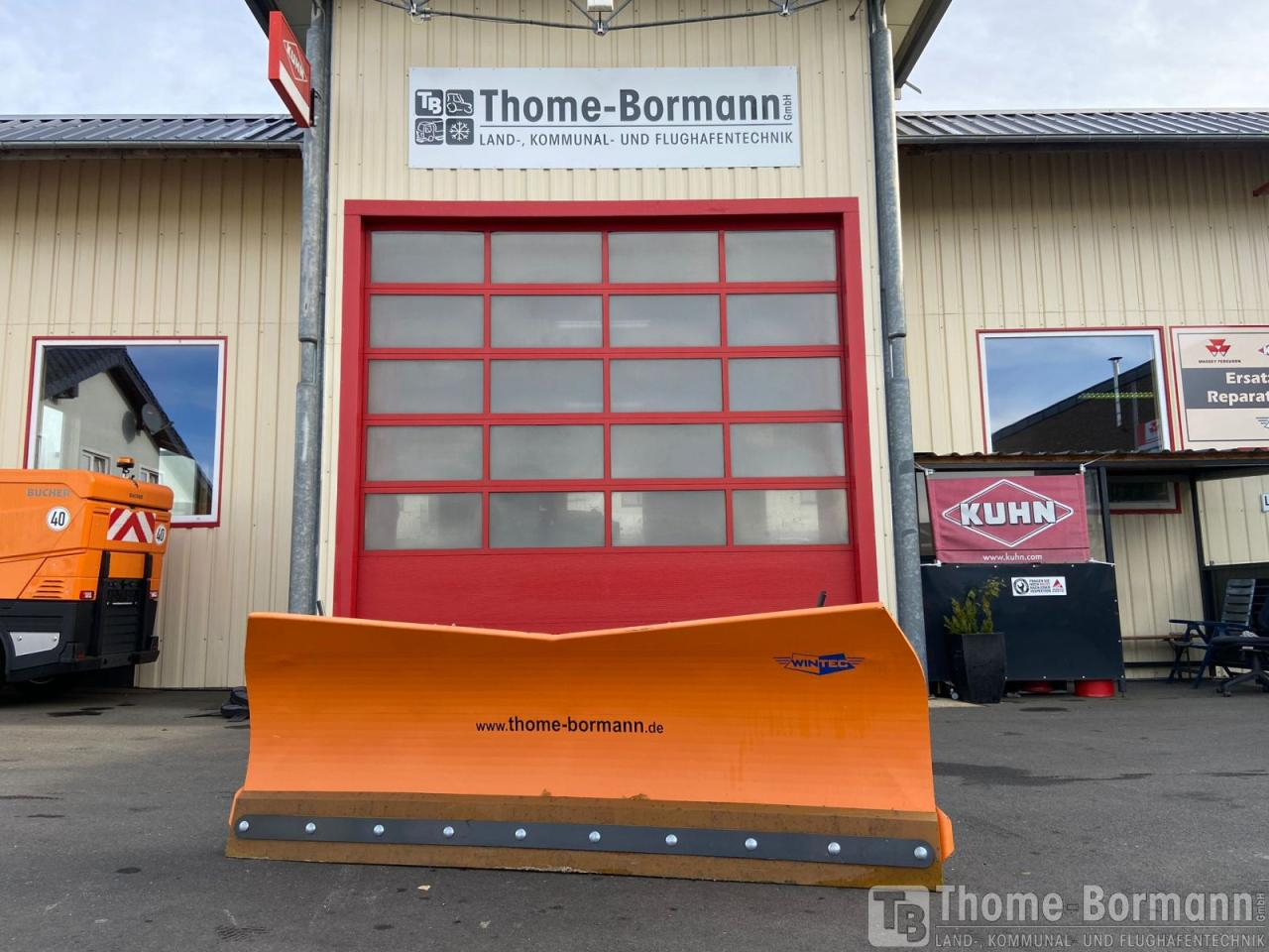 Thome-Bormann MG 250