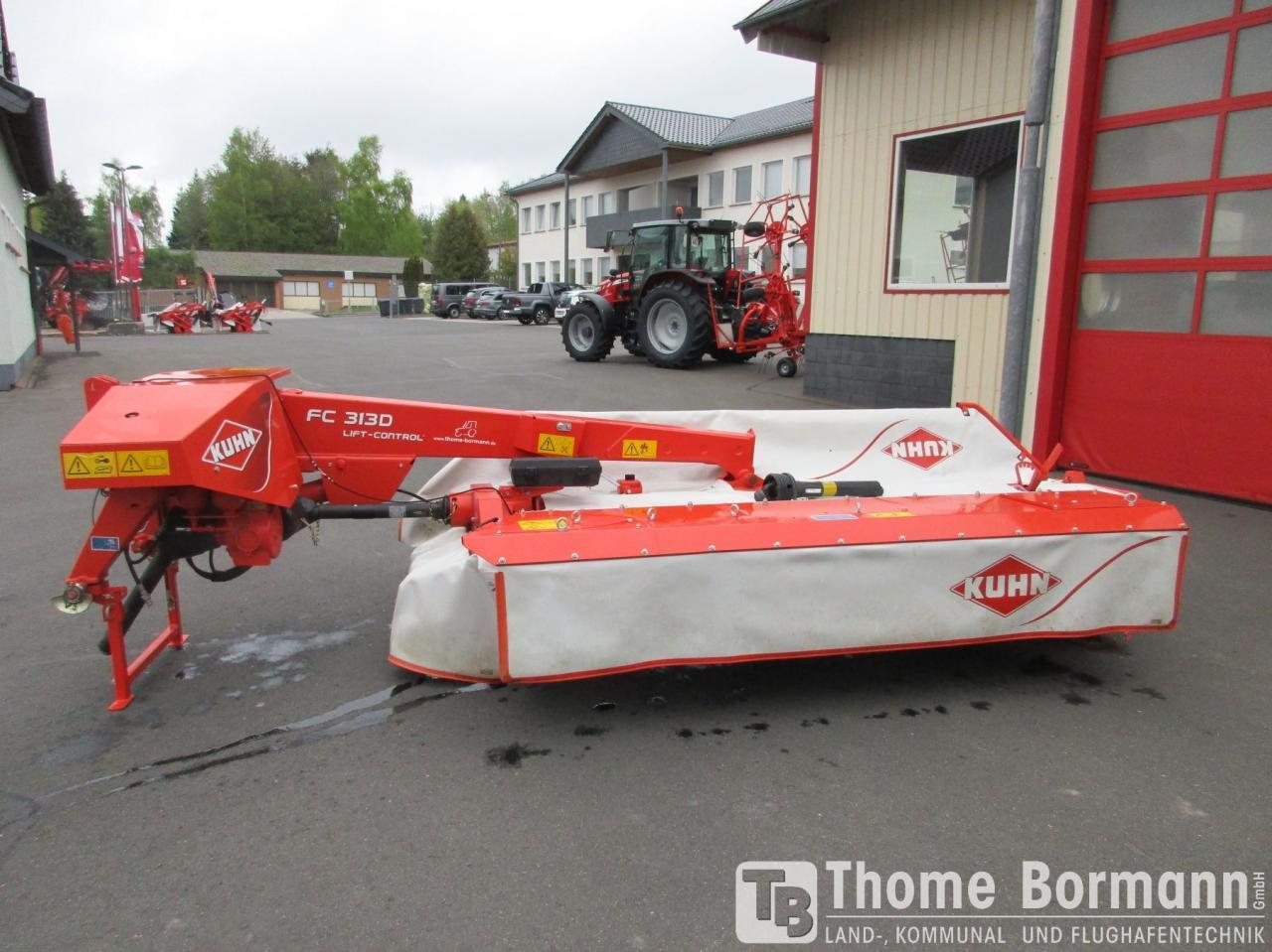 Kuhn FC 313 D-FF