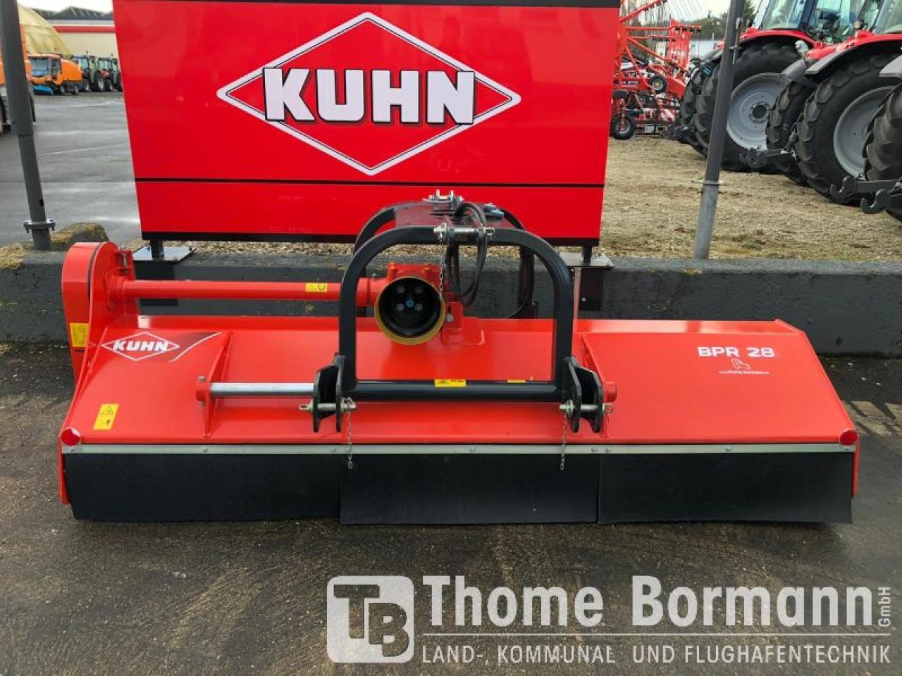 Kuhn BPR 28