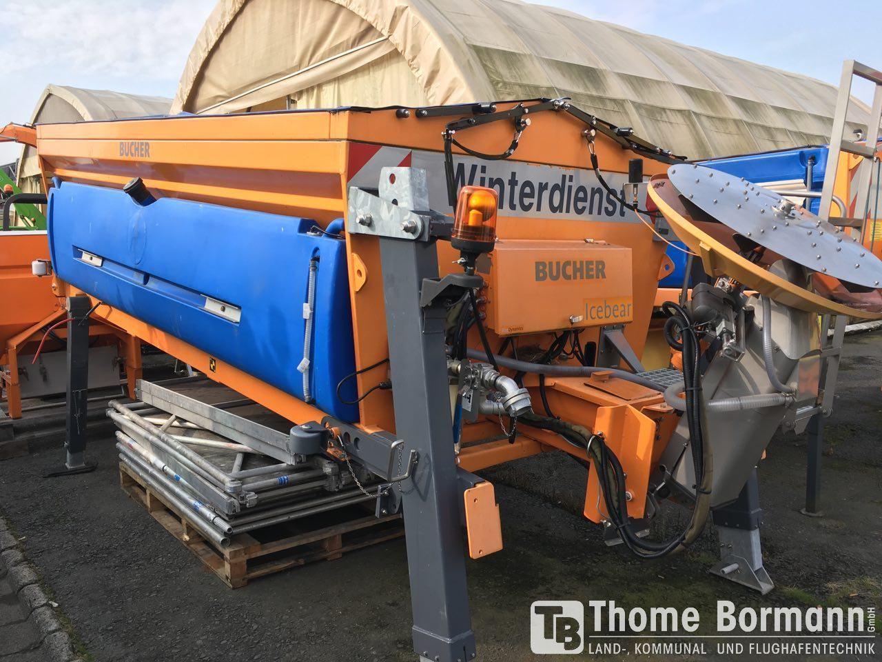Bucher - GMeiner - Giletta - Assaloni - McDonald Icebear L 5000 V