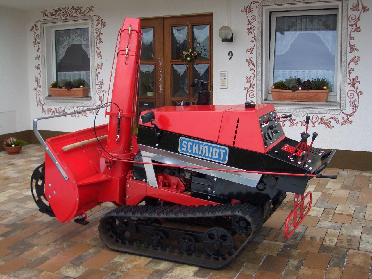 Schmidt Schmidt HKF 22 Schneefräse