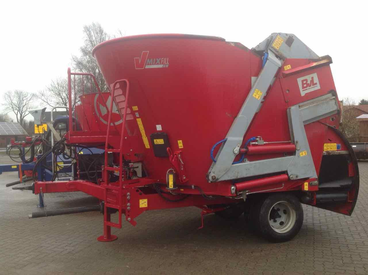 BVL - van Lengerich V-Mix Fill Plus 13 - 1 S LS