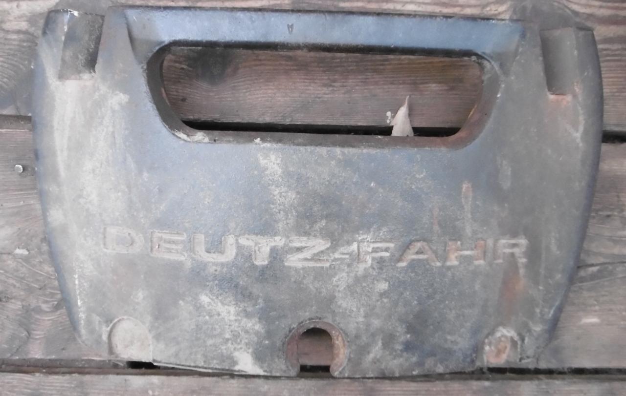 Deutz-Fahr Frontgewichte