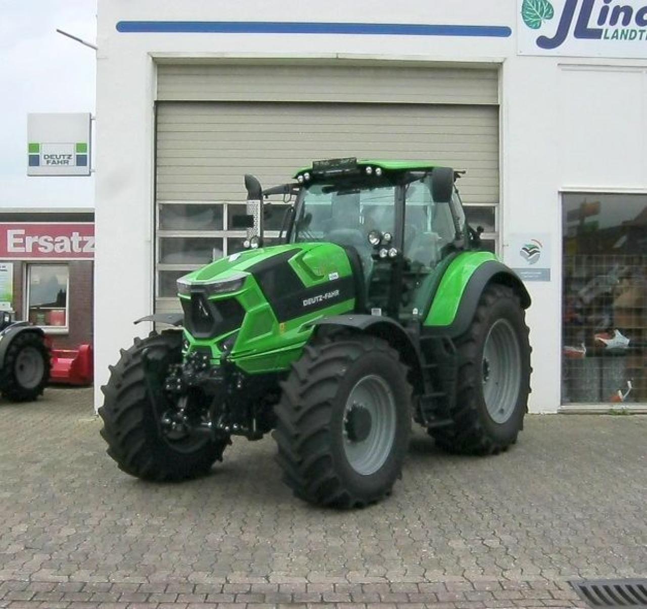 Deutz-Fahr 6215 Agrotron TTV