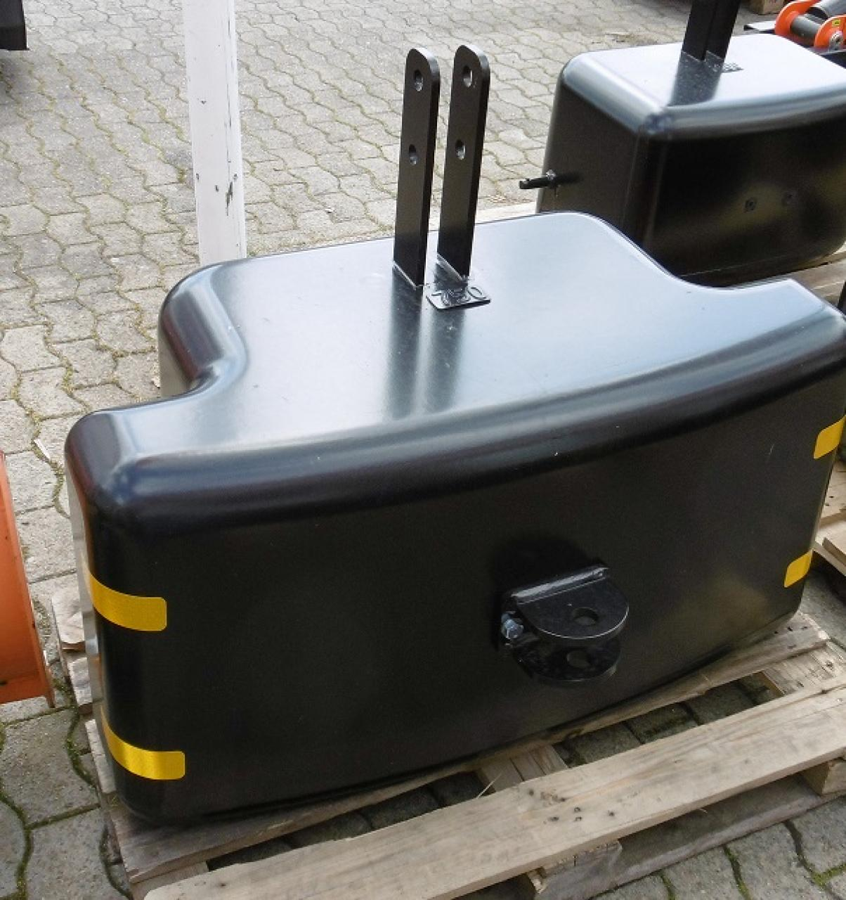 Deutz-Fahr 750 kg Eco-Top