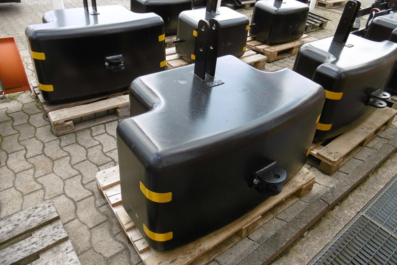 Deutz-Fahr 1050 kg Eco-Top