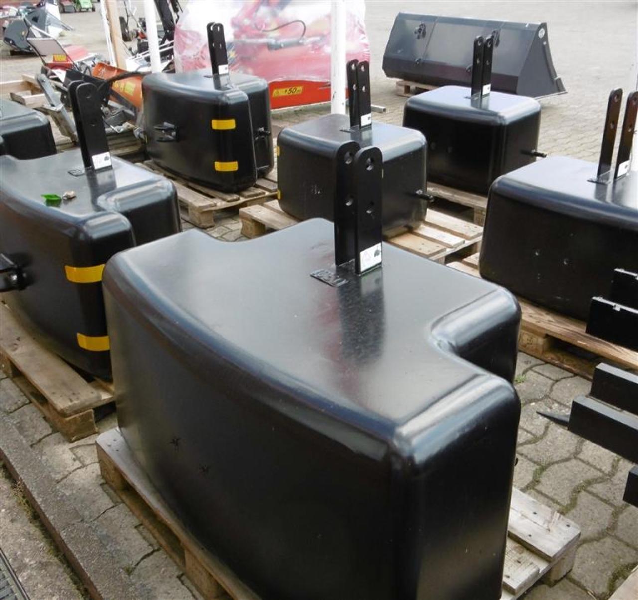 Deutz-Fahr 1050 kg Eco-Line