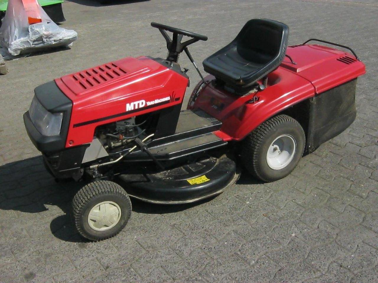 MTD - YARD MAN J125