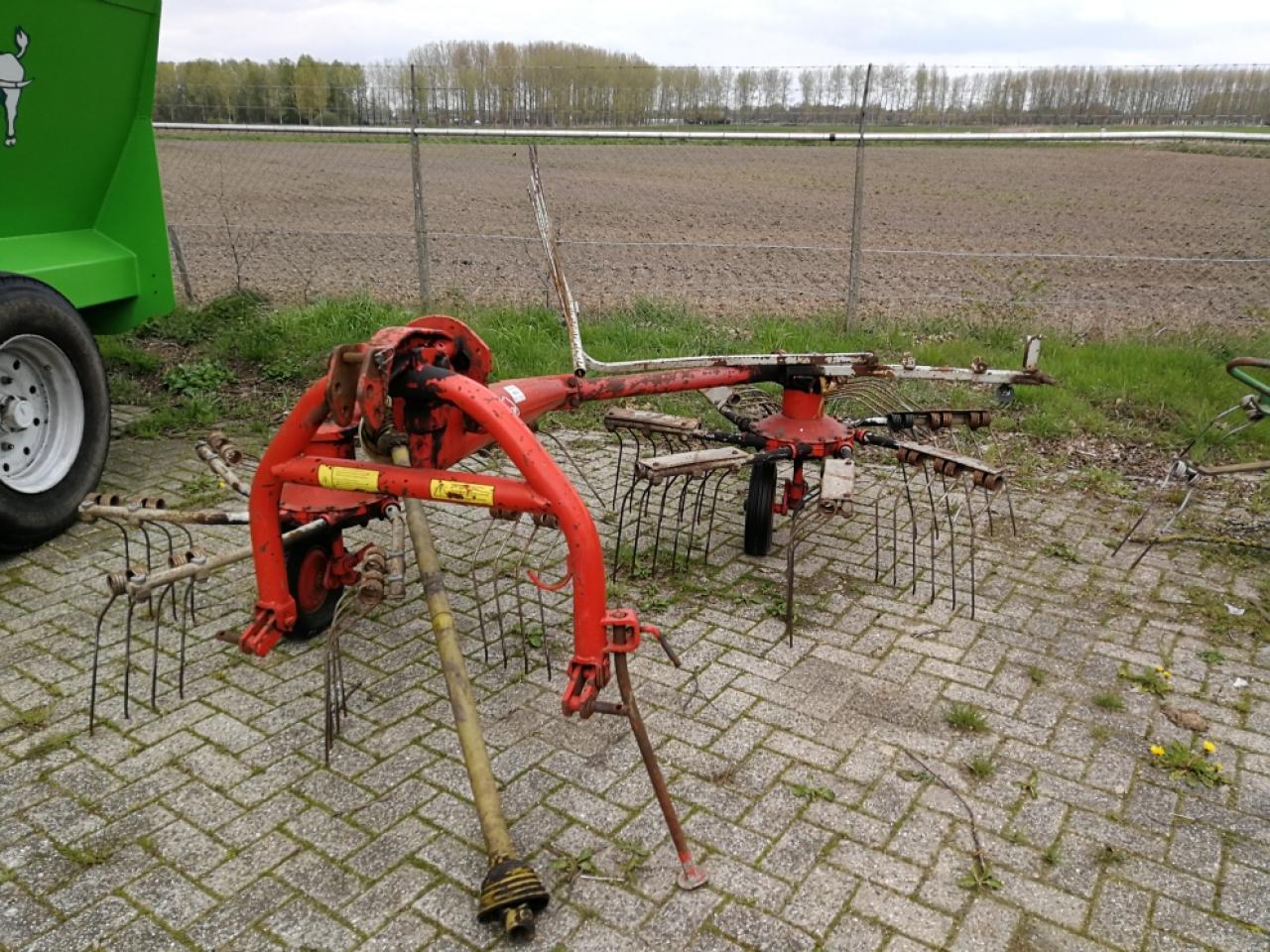 Kuhn 2 rotor