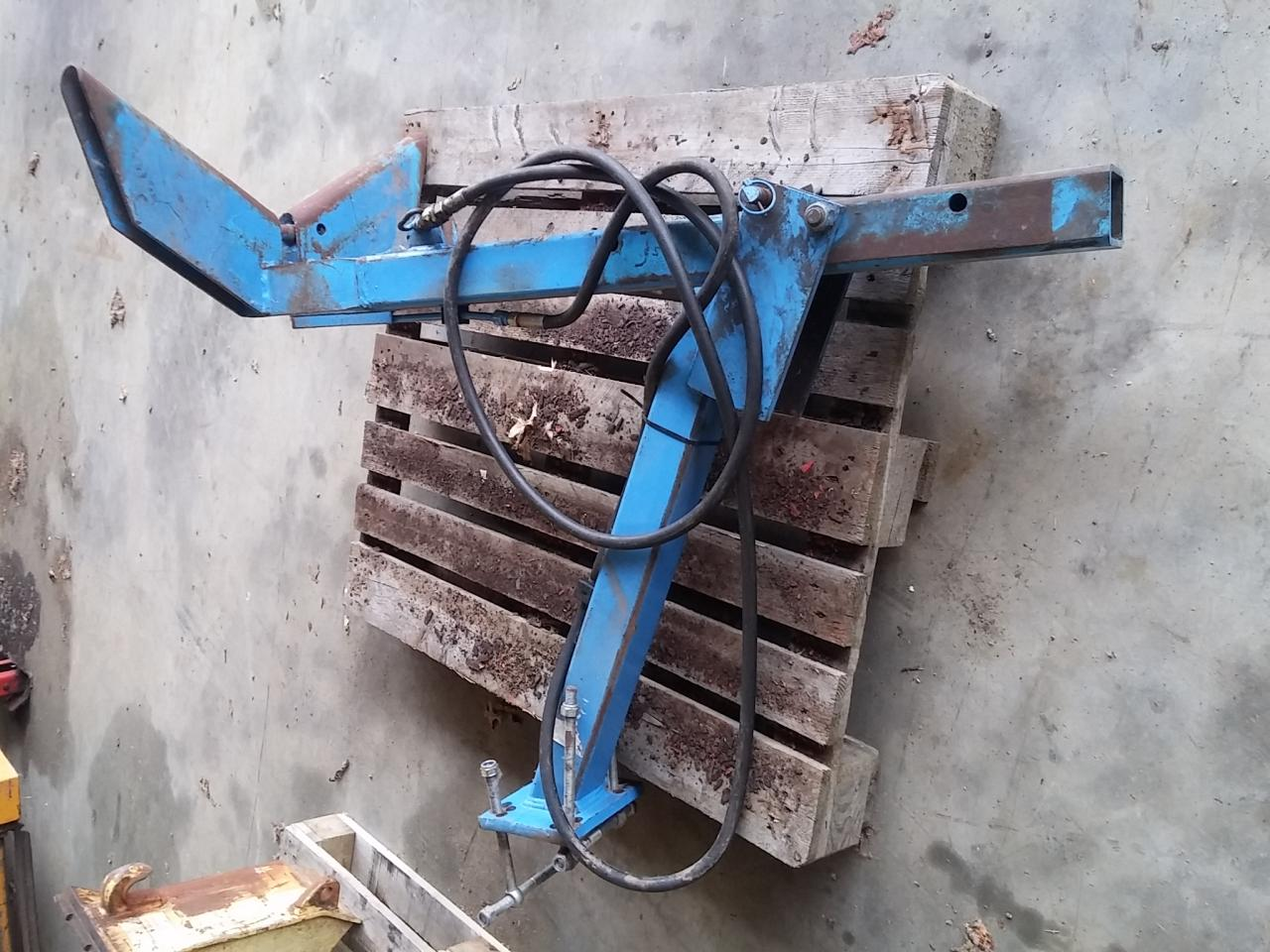 Lemken Packer arm