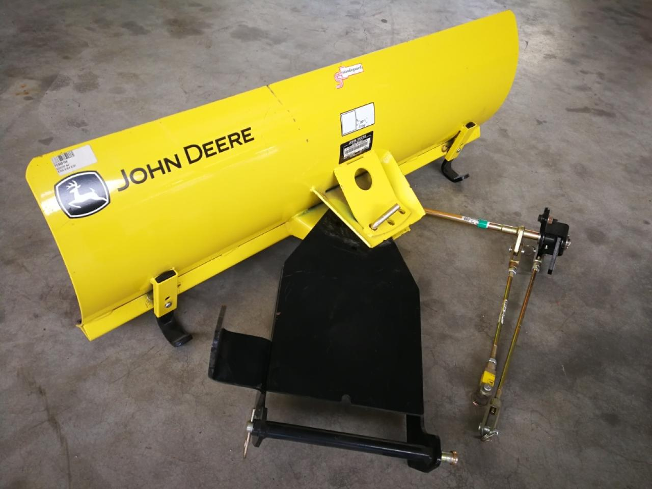 John Deere Sneeuw schuif