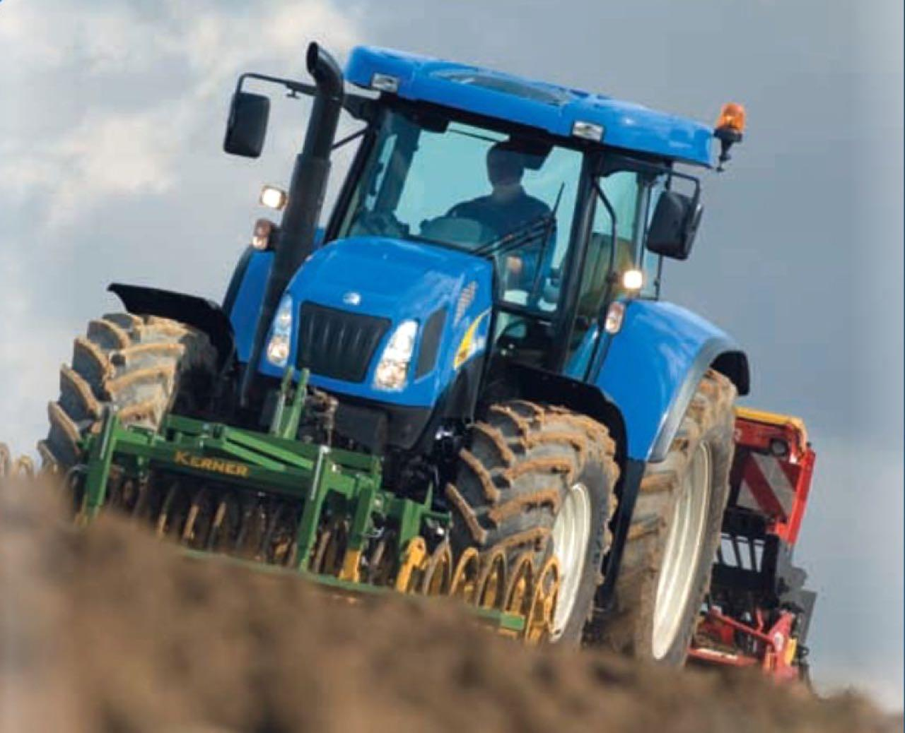 New Holland T 7530 (467)